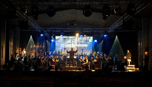 Anna, muziektheater van Yves Bondue en Hans Vercauteren door Dynamic Symphonic Band