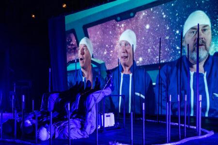 Doe Dan Iets - muziektheater - foto: Kurt Deschuytener