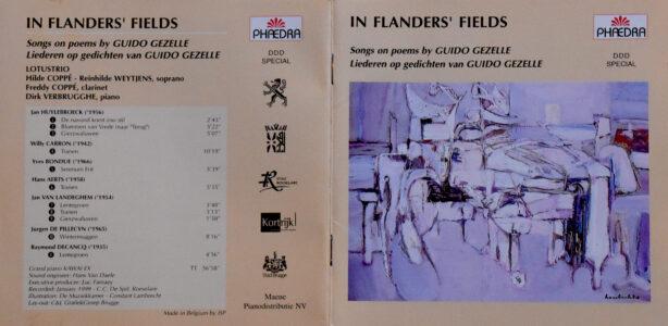 Yves Bondue - Flanders Fields