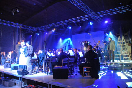 Anna van Yves Bondue door Dynamic Symphonic Band