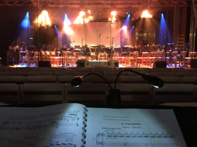 Anna, muziektheater van Yves Bondue en Hans Vercauteren