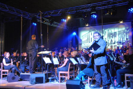 Yves Bondue & Dynamic Symphonic Band