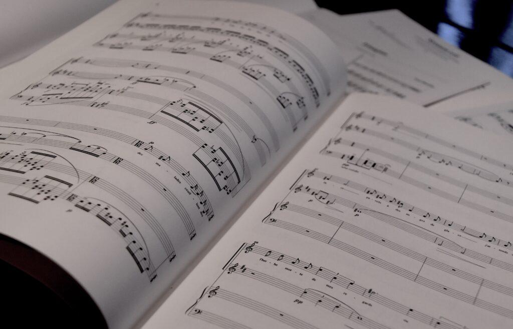 '5 Chansons' van Maurice Maeterlinck en Yves Bondue