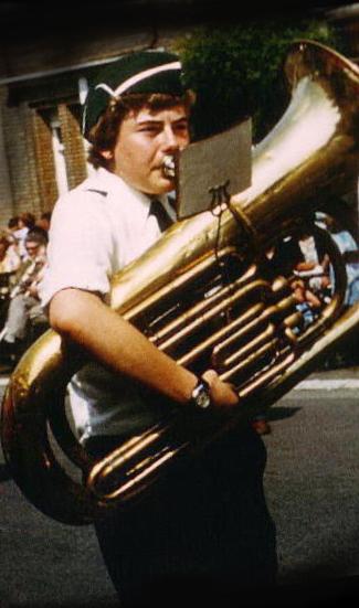 Yves Bondue - Hoppestoet, Poperinge, 1981