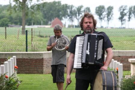 WXII/Yves Bondue, Vlamertinge, 2012 - foto Luc Vanhoucke