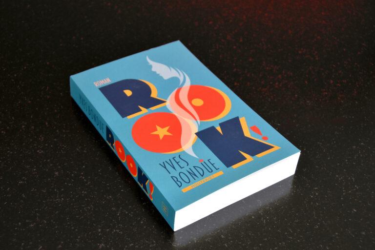 Rook! een roman van Yves Bondue