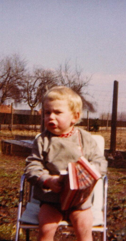 Yves Bondue, Vlamertinge, maart 1968