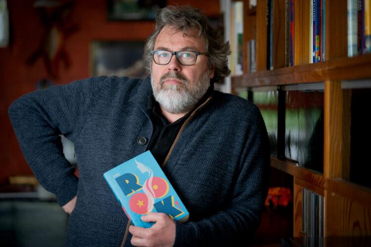 Yves Bondue - roman Rook! (2021)